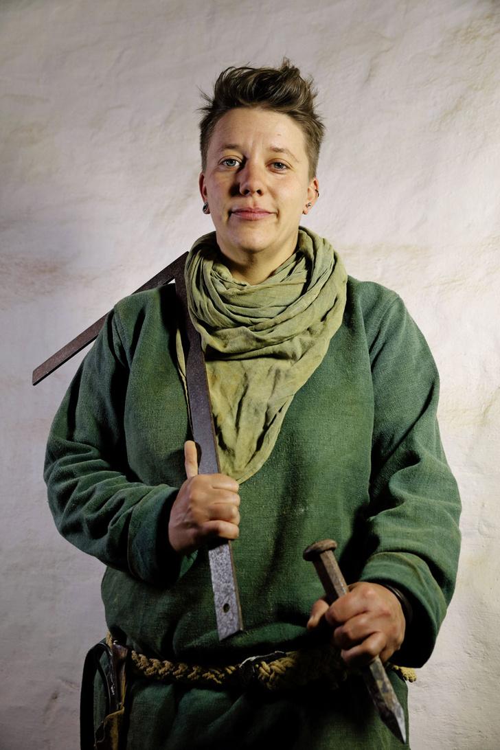 Фото №10 - Фотопроект: строящее Средневековье