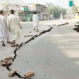 Фото №1 - Землетрясение в Пакистане