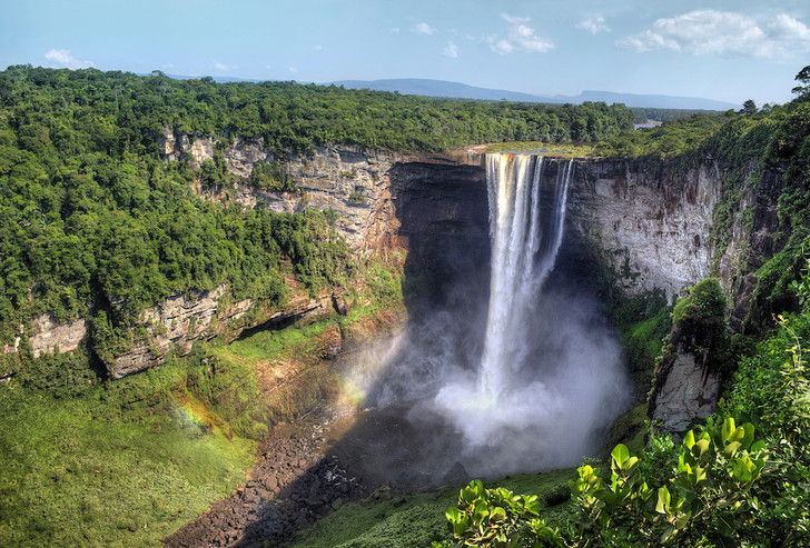 Фото №10 - Нелатинская Америка: загадочная Гайана в 10 фотокарточках