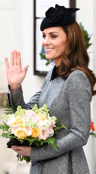 Фото №3 - Что сделала Кэтрин Кембриджская, чтобы угодить Королеве на их совместном мероприятии
