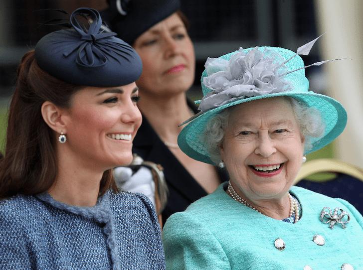 Фото №1 - Почему отношения герцогини Кейт и Королевы сейчас лучше, чем когда-либо