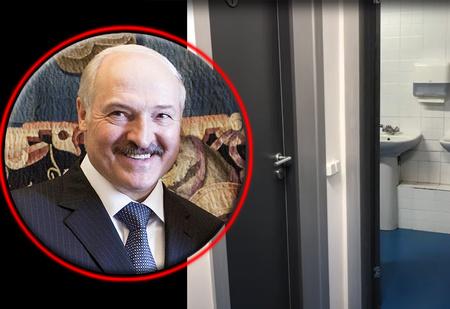 Пародия на закрытую инаугурацию Александра Лукашенко от российского комика (видео)