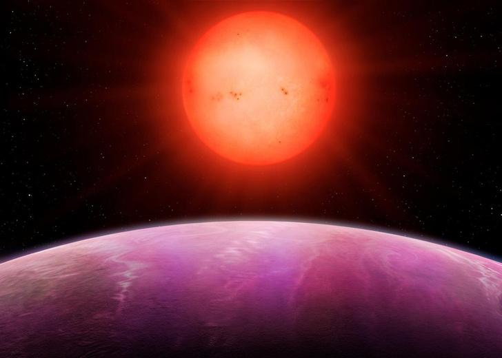 Фото №1 - Обнаружена планета, удивившая ученых
