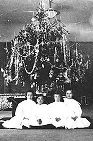 Фото №8 - Как отмечали Рождество в Русской императорской семье
