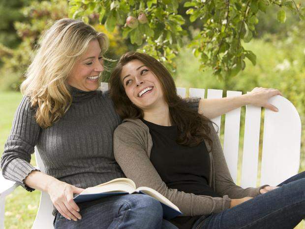 Фото №1 - 7 книг, которые помогут наладить отношения с родителями