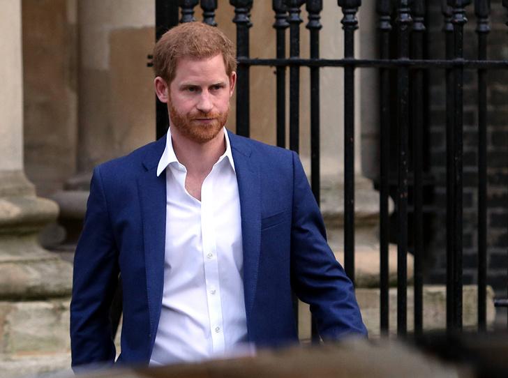 Фото №9 - Берем пример: принц Гарри решительно худеет к свадьбе