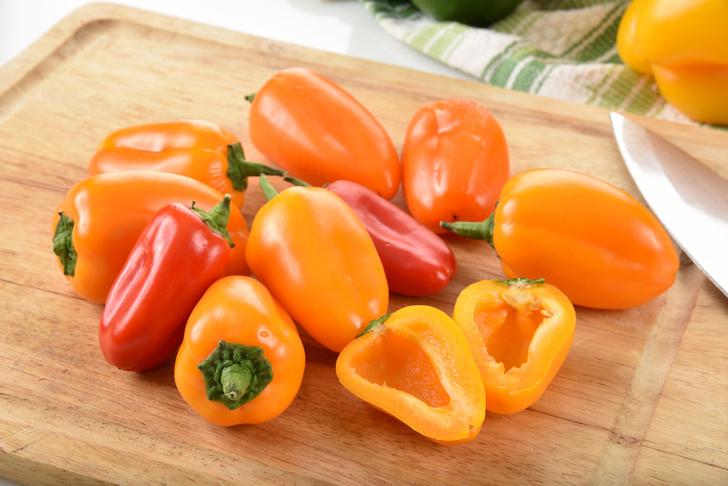 Фото №2 - Продукты, в которых витамина С больше, чем в цитрусах