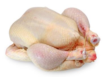 Курица с ртутью