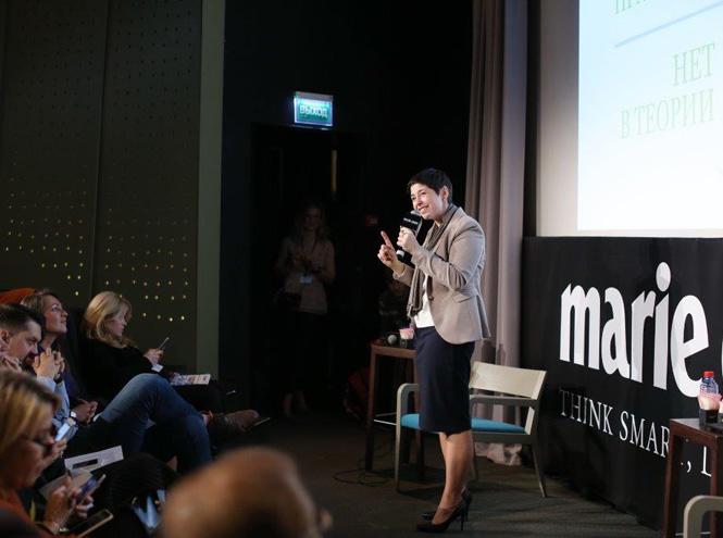 Фото №4 - Marie Claire провёл первую бизнес-конференцию MC@WORK