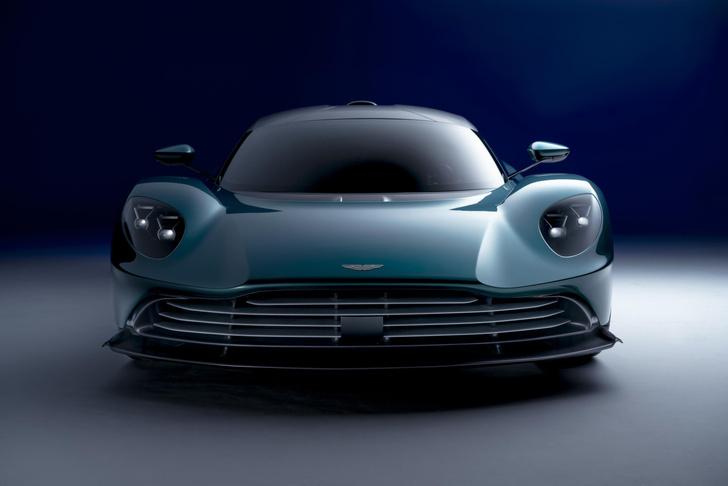 Фото №1 - Aston Martin Valhalla: главный британский долгострой готов. Почти