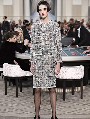 Фото №5 - Неделя Высокой моды в Париже: Chanel FW2015/16