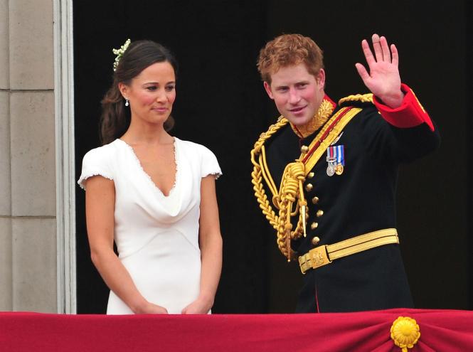 Фото №1 - Принц Гарри снова встречается с Пиппой Миддлтон