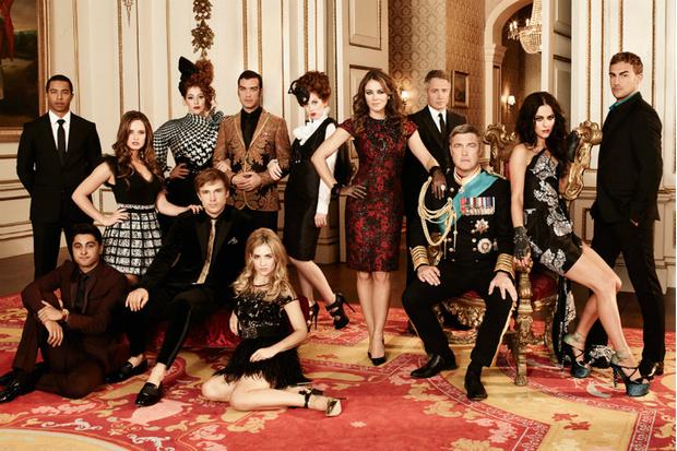 Сериал The Royals