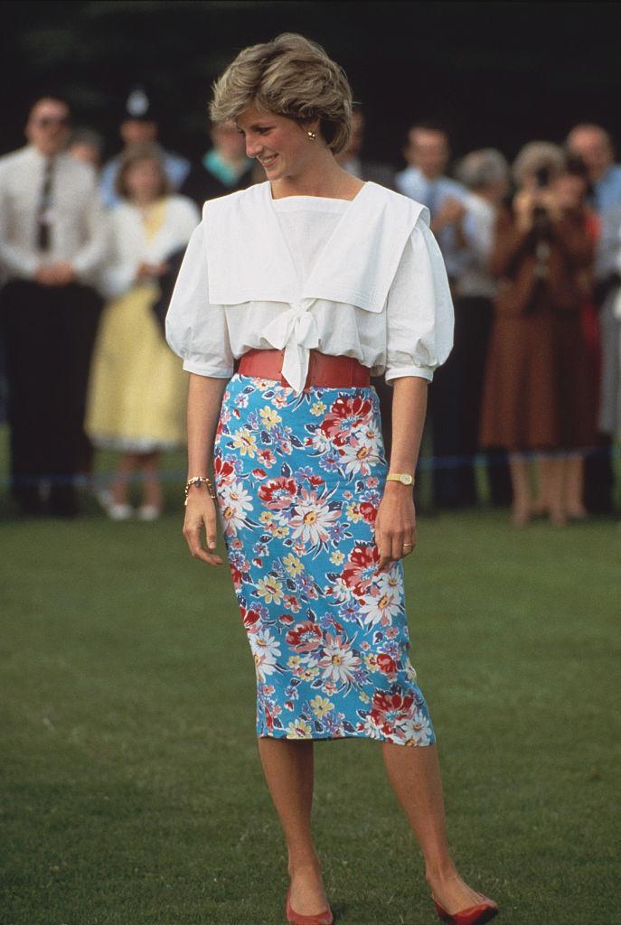 Фото №8 - 25 самых малоизвестных образов принцессы Дианы