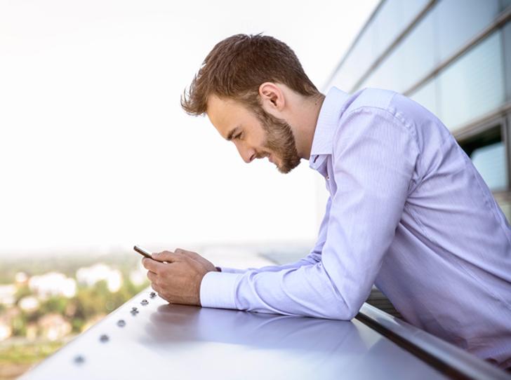 Фото №2 - Что говорит о мужчине его смартфон