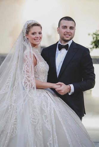 Фото №19 - 10 самых стильных звездных свадеб 2019 года