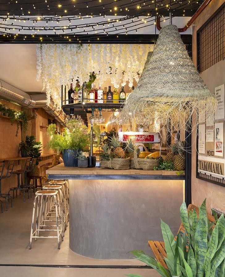 Фото №4 - Takomama: мексиканская закусочная в центре Мадрида