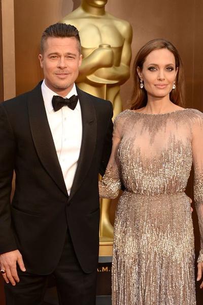 """Фото №2 - Анджелина Джоли: """"Брэд - любовь всей моей жизни и суть моей семьи"""""""