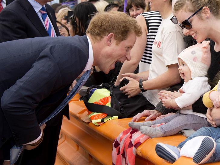 Фото №5 - Нападение на принца: забавное фото с Камиллой, «угрожающей» Чарльзу, стало вирусным