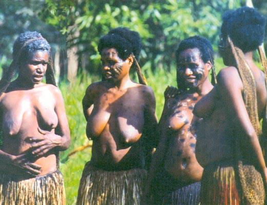 Фото №1 - Прощание с первобытным миром, или Путешествие к последним настоящим дикарям Новой Гвинеи