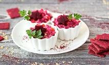 Rosolli – финский салат из сельди и свеклы