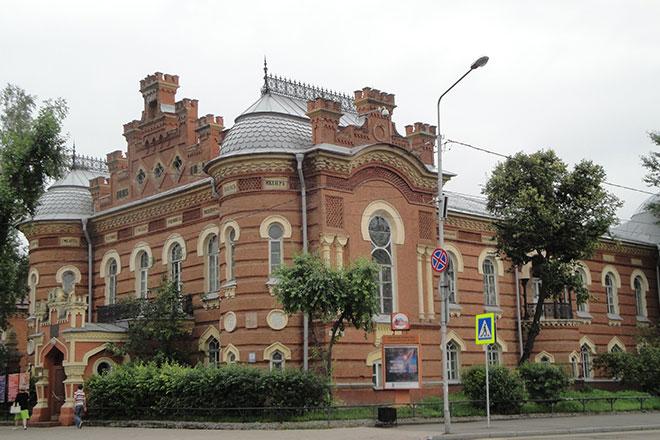 Фото №3 - Иркутск и зеленая линия: знакомимся с городом