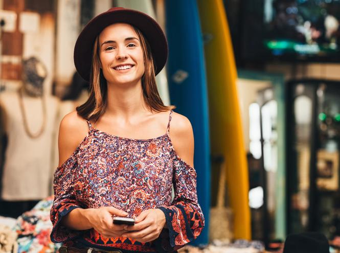 Фото №3 - Почему лучше отказаться от смартфона во время шопинга