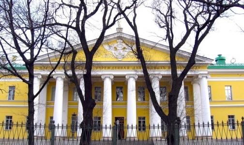 Фото №1 - На восстановление монументальной живописи Мариинской больницы потребуются миллионы рублей