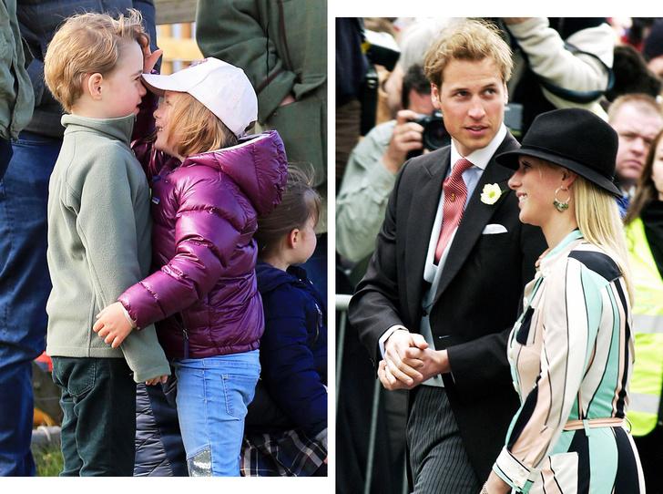 Фото №1 - Принц Джордж выбирает друзей по примеру своего отца