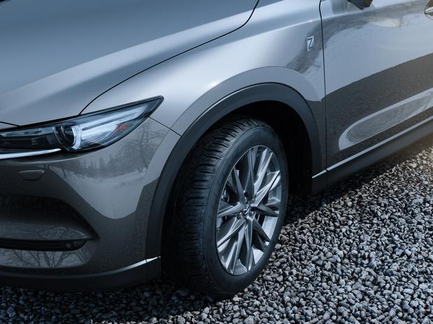Фото №5 - Остаемся зимовать: Mazda CX-5 получила теплые опции