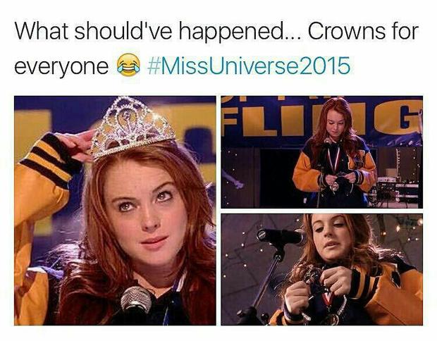 Фото №6 - Девушка, которую по ошибке назвали «Мисс Вселенной», поблагодарила за поддержку