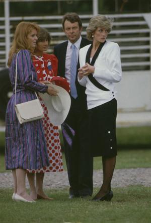 Фото №3 - Роковая неловкость: какой была первая встреча принца Эндрю и Сары Фергюсон