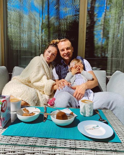 Фото №1 - «Это было мое решение»: муж Нюши рассказал, почему развелся с первой женой