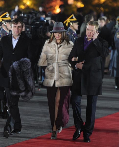Фото №17 - Монархи, политики, артисты: с кем королевы красоты связывают свою судьбу