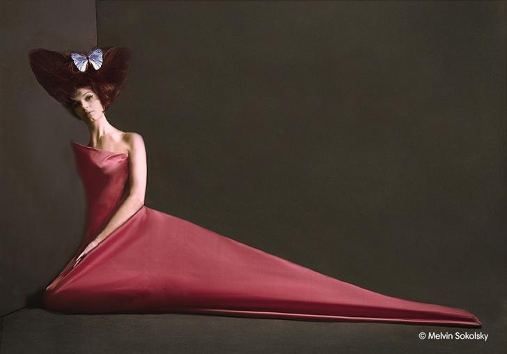 Фото №4 - Выставка фэшн-фотографа Мэлвина Соколски в Галерее Люмьер