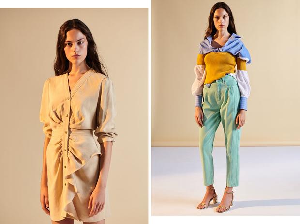 Фото №1 - Базовый гардероб парижанки: самые модные вещи Sandro для весны и лета 2020