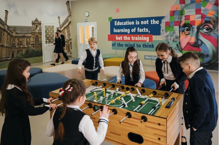 Фото №1 - Как в школе соблюсти баланс между учебой и спортом: советы родителям учеников