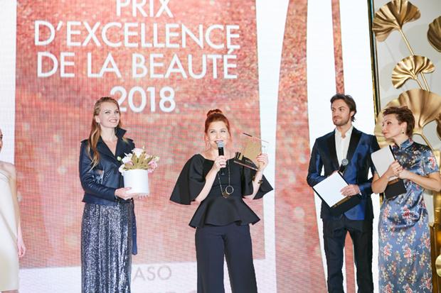 Фото №2 - Журнал Marie Claire наградил лауреатов Prix d'Excellence de la Beaute 2018