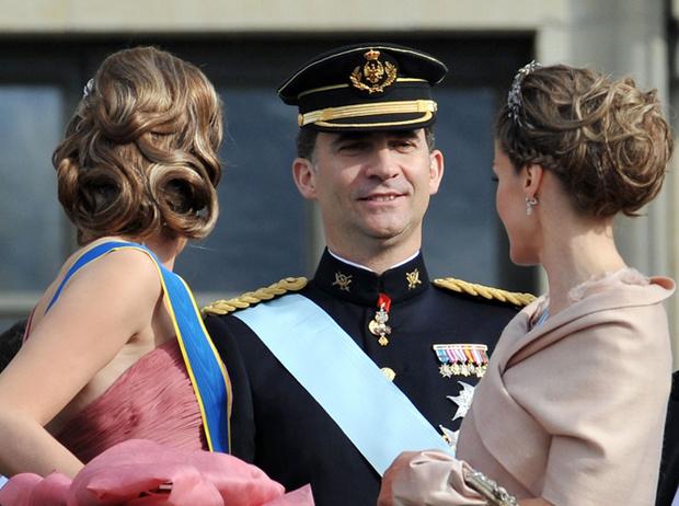 Фото №60 - Самые забавные моменты на королевских свадьбах (истории в фотографиях)