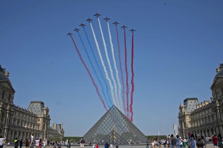 Фото №1 - Один кадр: Франция