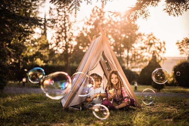 Фото №2 - Без дискотек и посещений: все о работе детских лагерей в 2020 году