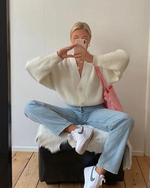 Фото №1 - Вопрос дня: как усадить джинсы