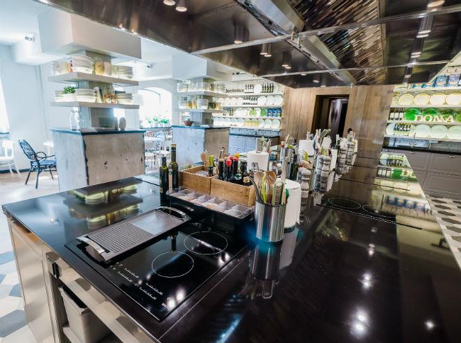 Фото №1 - «Донна Маргарита»: новая кулинарная студия