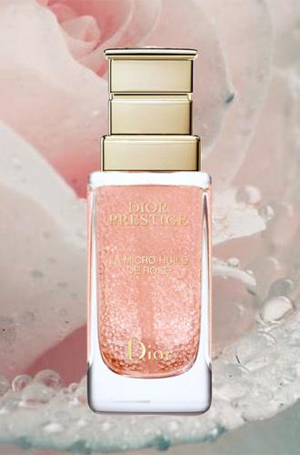 Фото №2 - Новое сокровище в Dior Prestige: универсальное средство для кожи, подобной лепестку розы