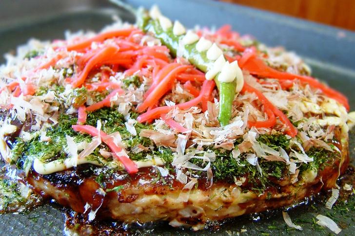 Фото №3 - Как удивить «японской пиццей»?