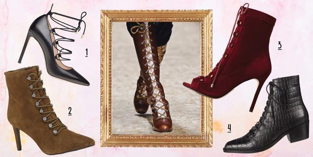 Фото №8 - Самая актуальная обувь этой осени