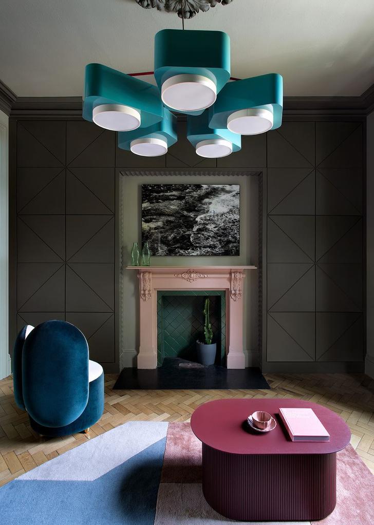 Фото №4 - Яркий дом с коллекцией искусства в Дублине