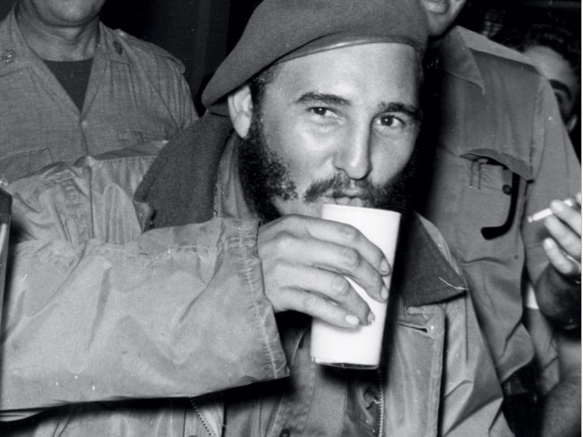 Фото №12 - 13 самых невероятных попыток убить Фиделя Кастро