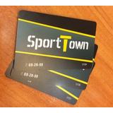 VIP-абонемент в спортивный клуб и дневник тренировок