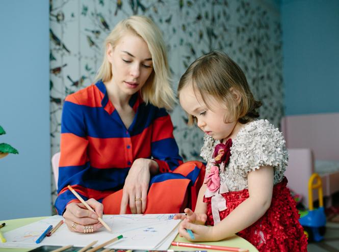 Фото №5 - Елена Шифрина: «Мамы должны работать»